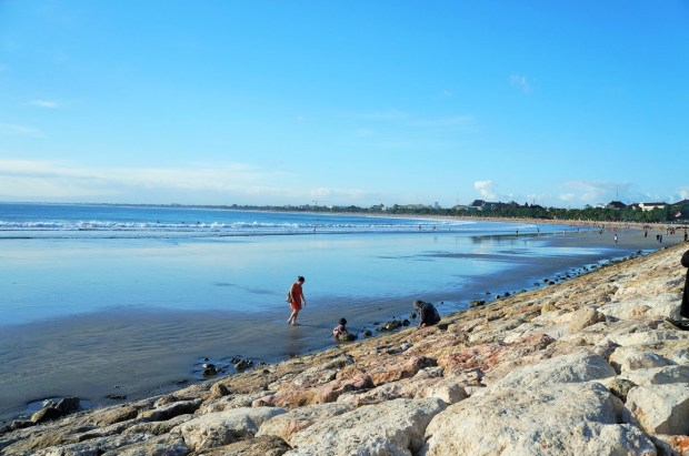 O que fazer em Kuta - Praia de Kuta