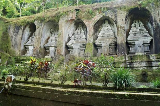Roteiro para conhecer os templos de Bali - Gunung Kawi