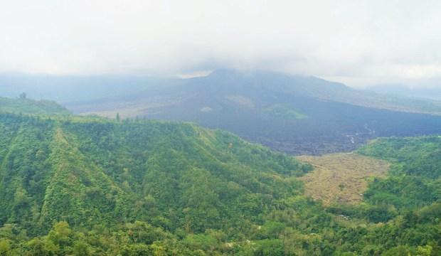 Roteiro para conhecer os templos de Bali - Monte Batur