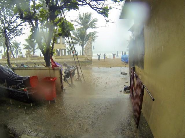 Antes de visitar Bali - época de chuva em Bali