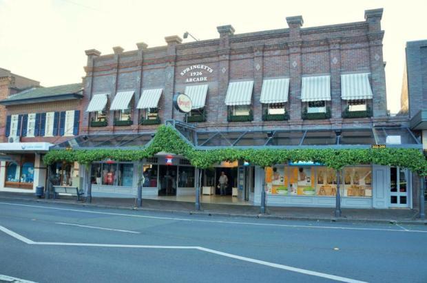 Bowral e sua arquitetura