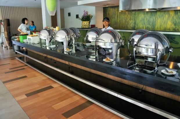 Onde ficar em Nusa Dua gastando pouco - culinária asiática