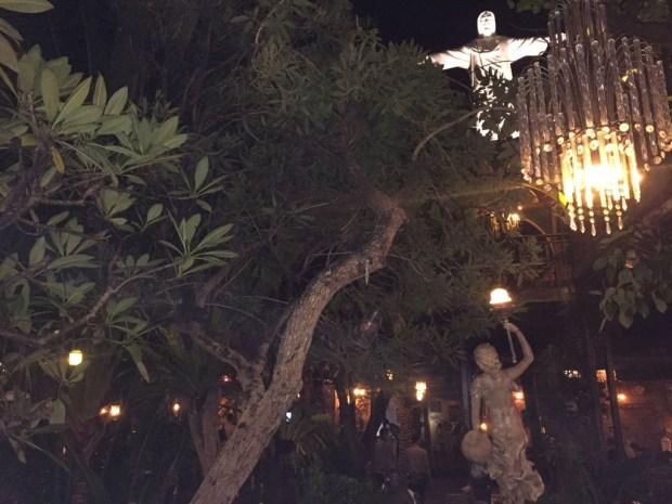 melhores restaurantes de Bali - La favela