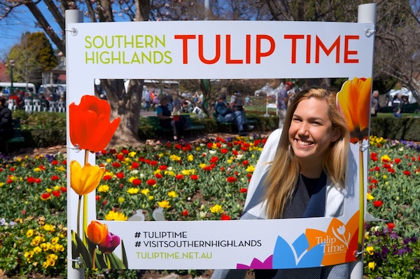 Tulip Time em Bowral
