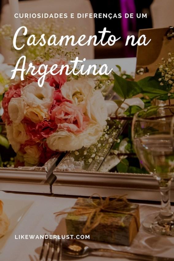 Casamento na Argentina e suas curiosidades