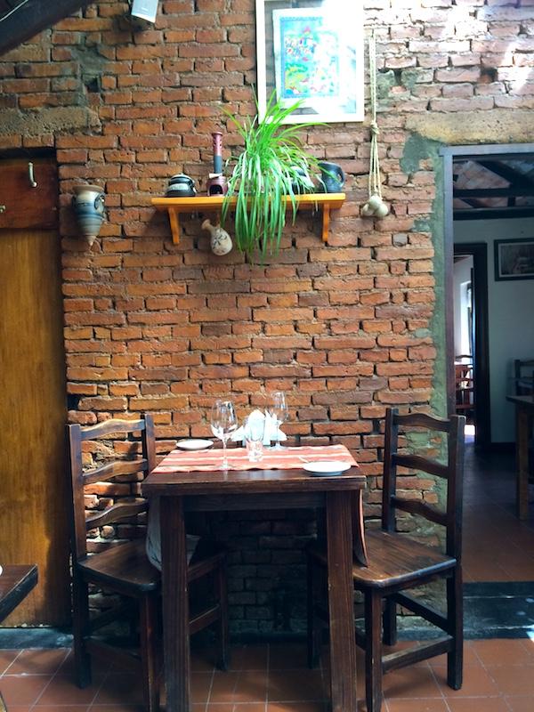 Onde comer em El Calafate - Decoração rústica
