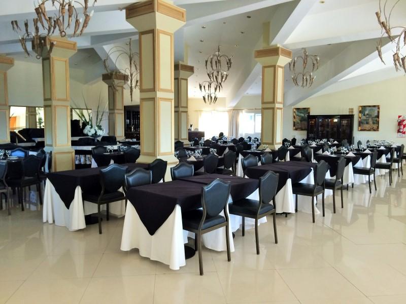 hotel em El Calafate - Restaurante do Hotel