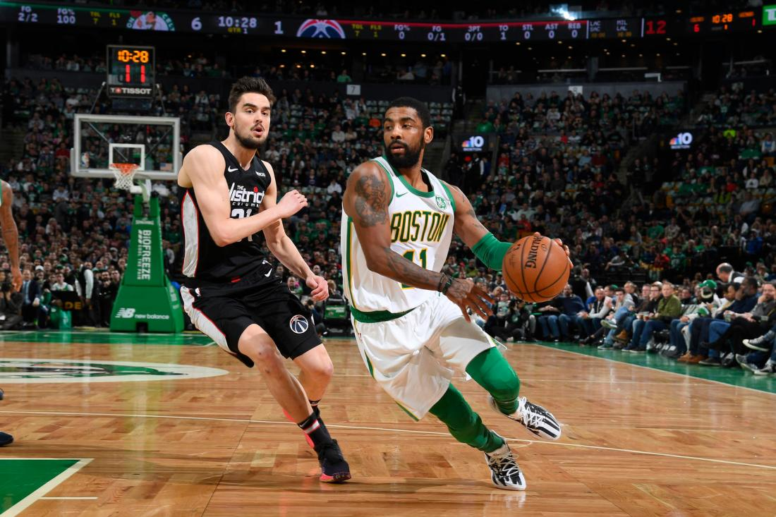 Washington Wizards v Boston Celtics