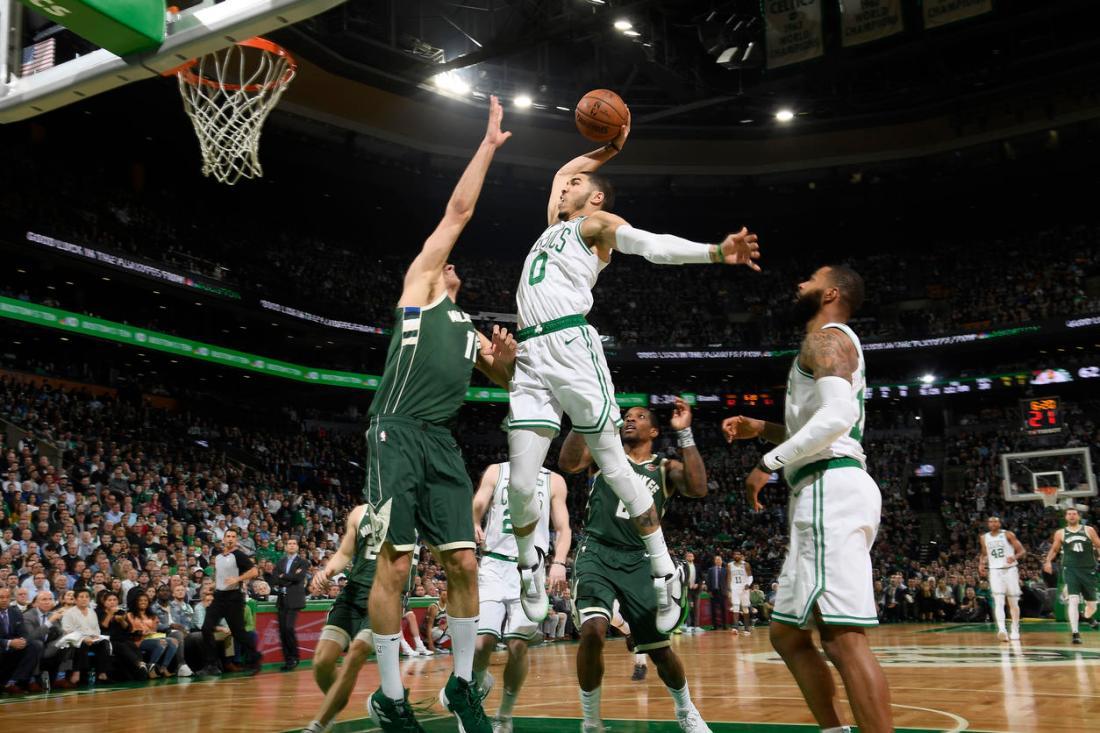 Eastern Conference Semifinals - Milwaukee Bucks v Boston Celtics