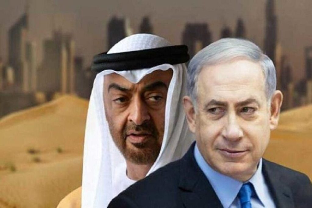 Мирный договор с ОАЭ