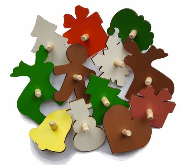 lil-house kids playhouse shapes Christmas