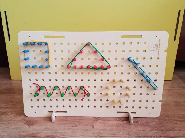 kids activity board