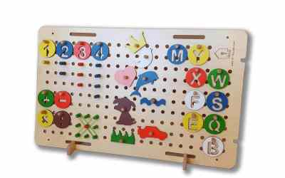 Types of Kids Activity Boards and Kids Busy Boards