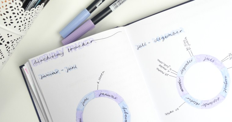 Mein BULLET JOURNAL //planning