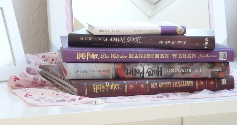Meine HARRY POTTER Kollektion //life