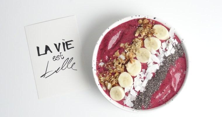 REZEPT: die beste Frühstücks-Bowl //food