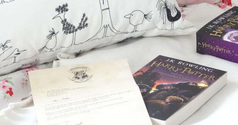Harry Potter auf ENGLISCH lesen?! //life