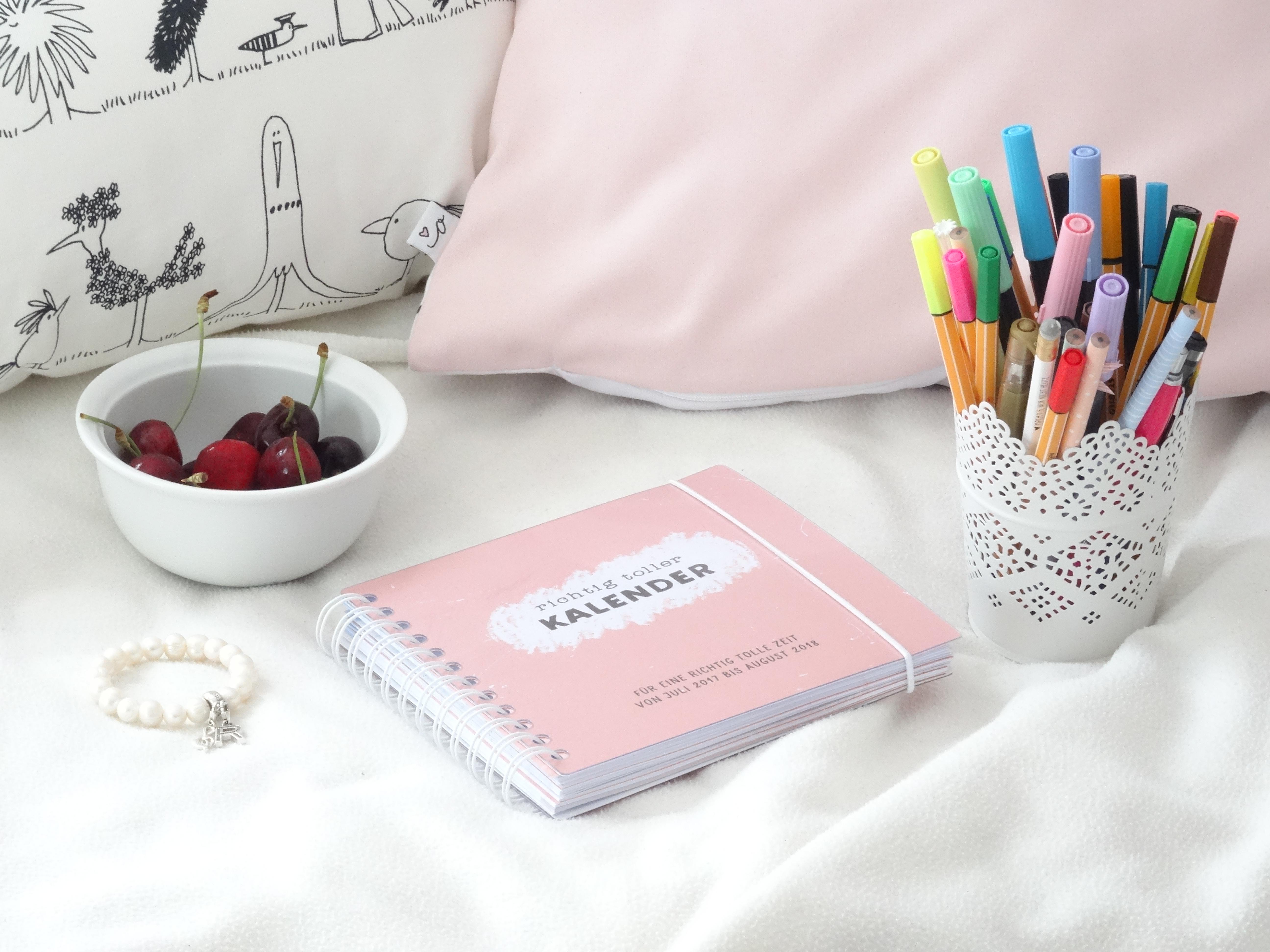 So benutzt man einen KALENDER richtig – 5 Tipps //planning
