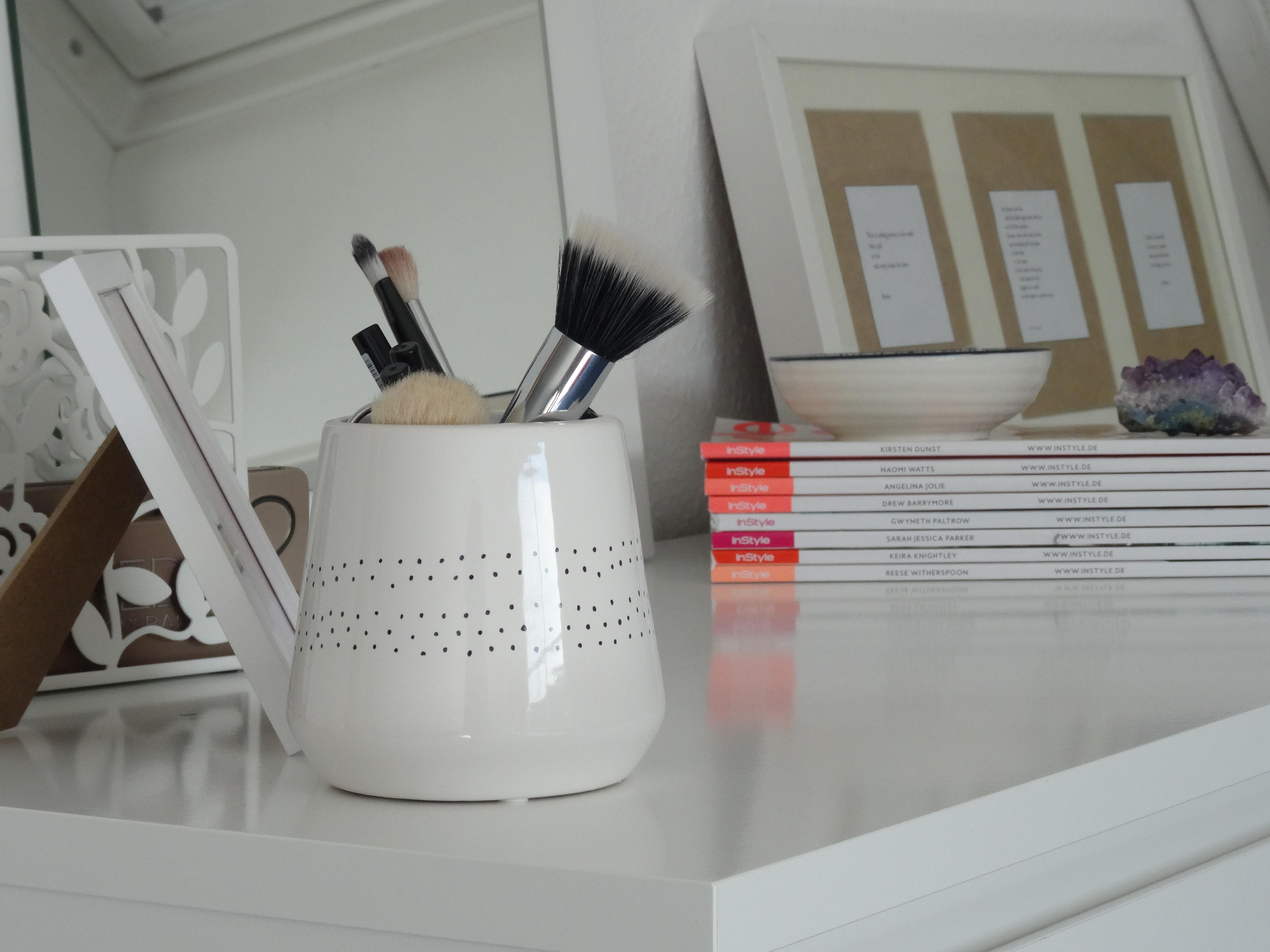 Interior: Schminktisch-Makeover //life