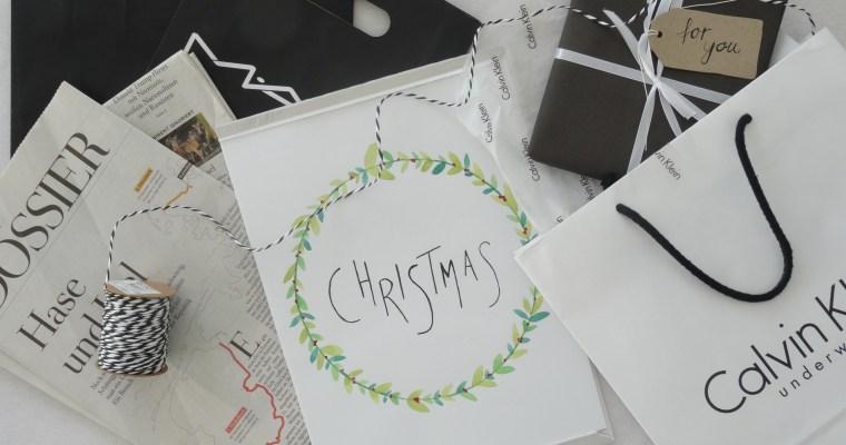 How to: Wie man Weihnachtsshopping stressfrei übersteht //life