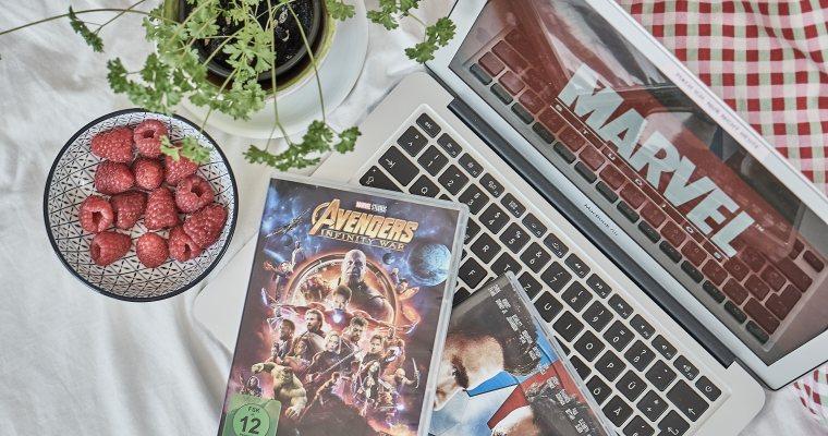 CULTURE CLUB: diese FILME habe ich in letzter Zeit gesehen – Marvel, Rom-Coms, Netflix-Originals und mehr!