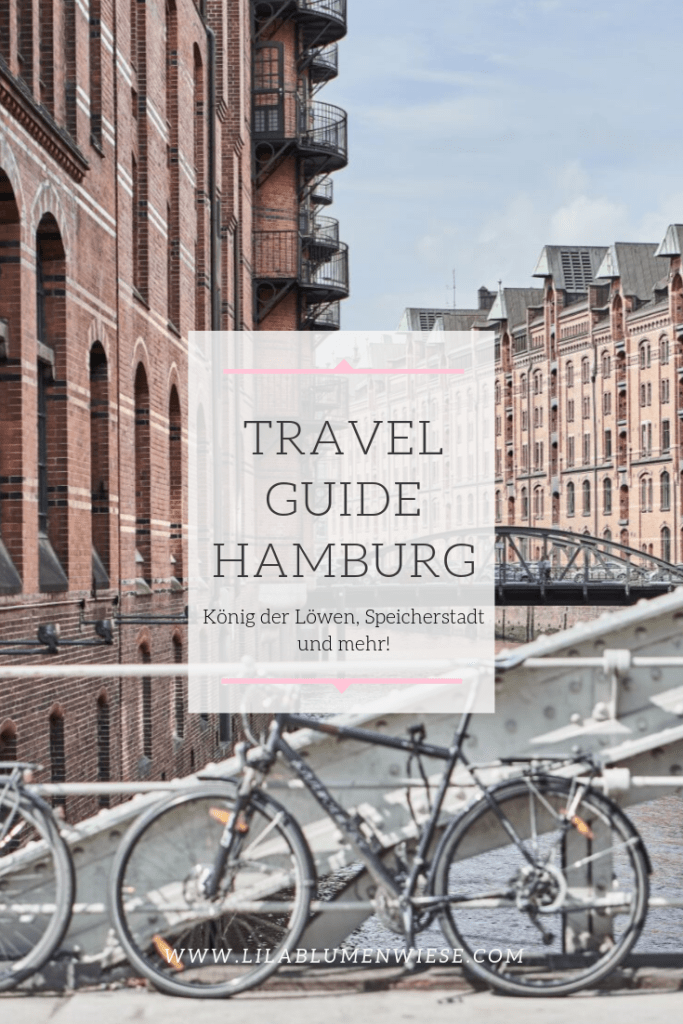 Travel Guide Hamburg