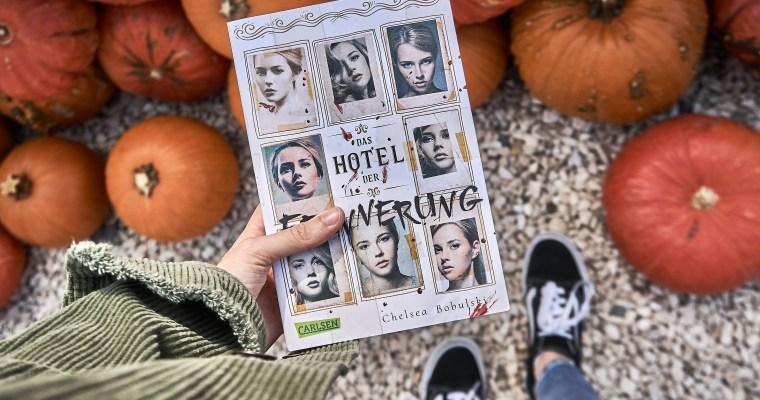 Rezension: Das Hotel der Erinnerung von Chelsea Bobulski