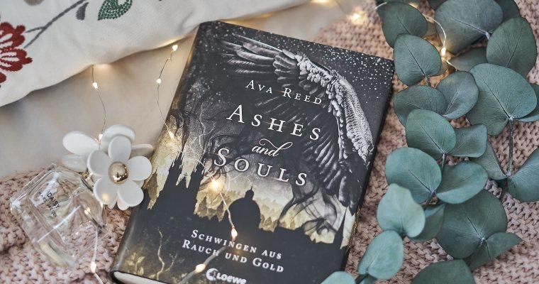 REZENSION: Ashes & Souls. Schwingen aus Rauch und Gold von Ava Reed