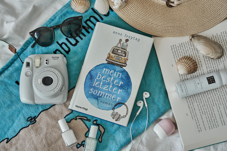 REZENSION: Mein bester letzter Sommer von Anne Freytag