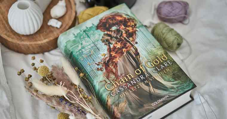 REZENSION: Chain of Gold von Cassandra Clare