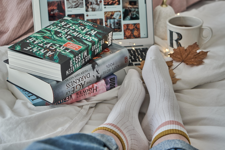 LESEUPDATE #13: Was ich im Sommer gelesen habe & was ich im Herbst lesen will