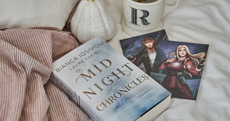 REZENSION: Midnight Chronicles. Schattenblick von Bianca Iosivoni