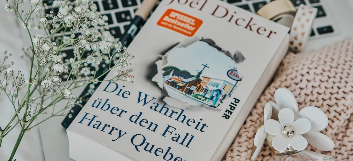 REZENSION: Die Wahrheit über den Fall Harry Quebert von Joël Dicker