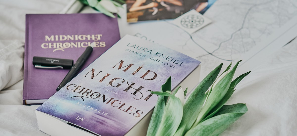 REZENSION: Midnight Chronicles – Blutmagie von Laura Kneidl
