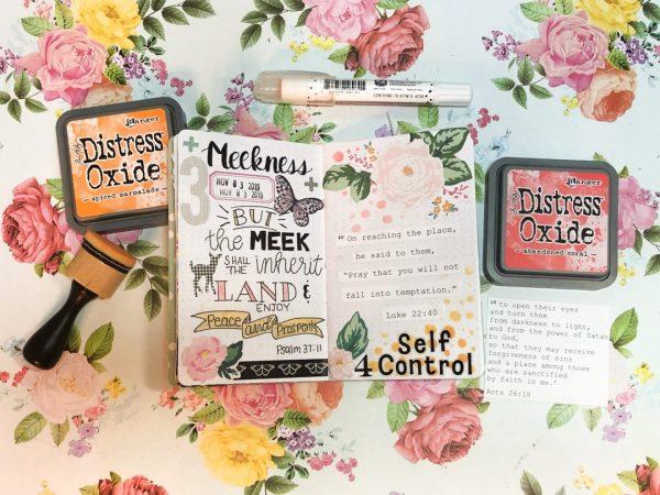 Meekness and Self Control