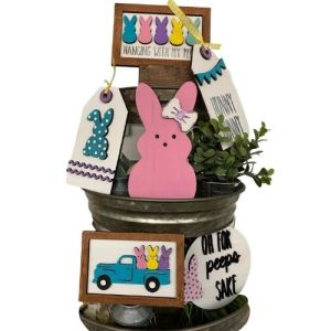 Peeps Tiered Tray Set