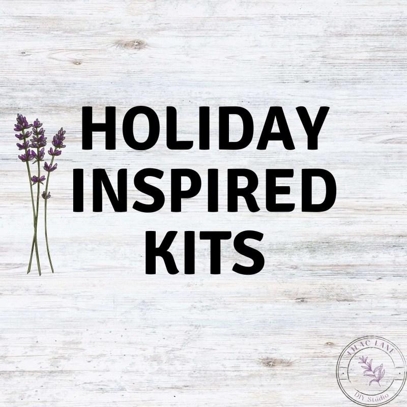Holiday Inspired Kits