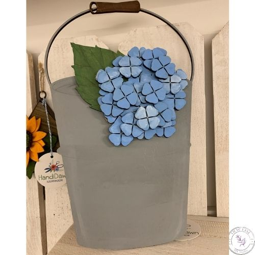 hydrangea pail