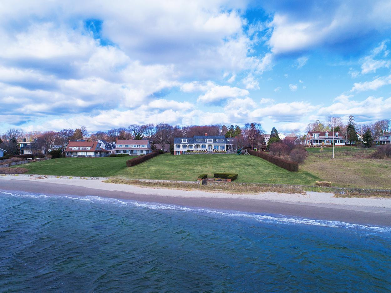 NAYATT POINT HOME IN BARRINGTON SELLS FOR $2.3M
