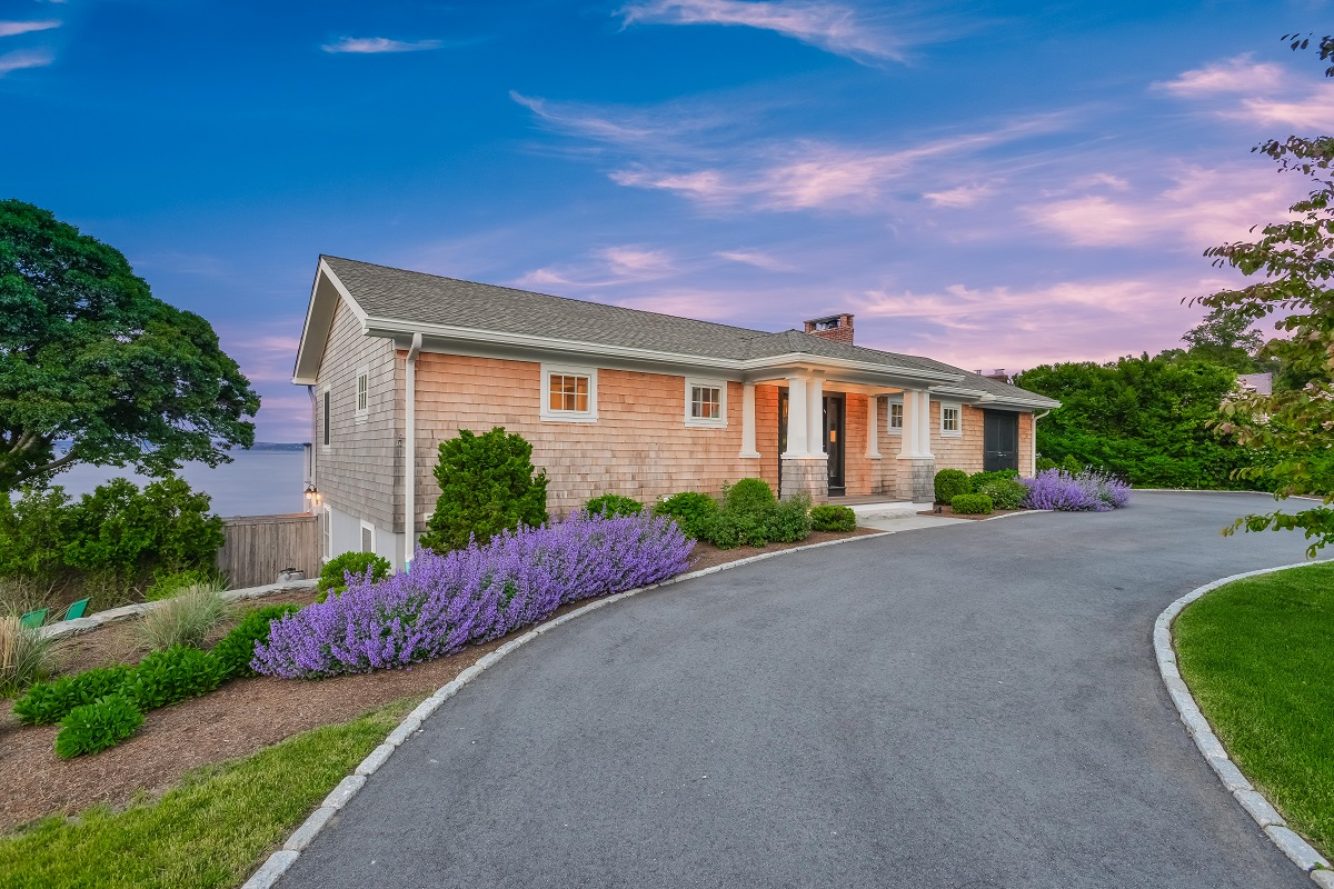 WATERFRONT HOME IN BRISTOL SELLS FOR $1M