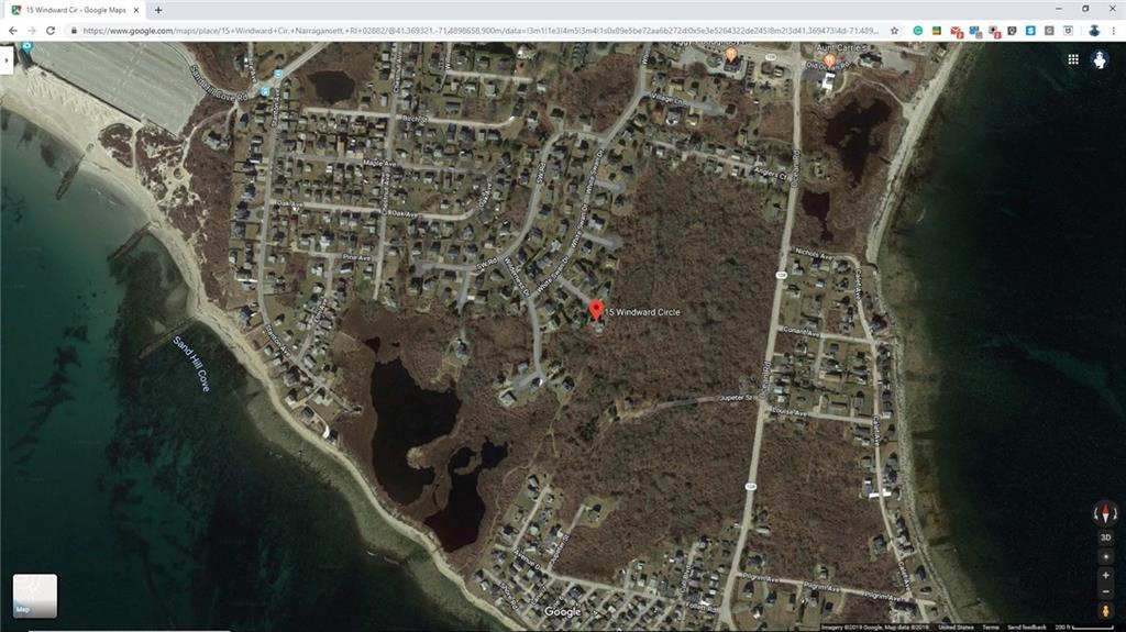 15 Windward Circle, Narragansett