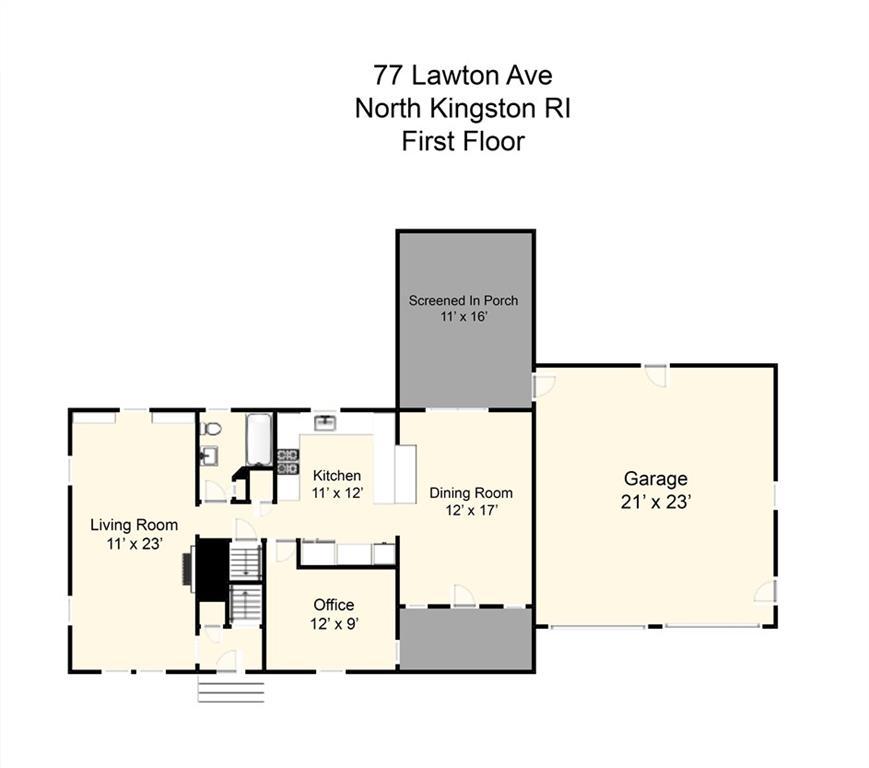 77 Lawton Avenue, North Kingstown