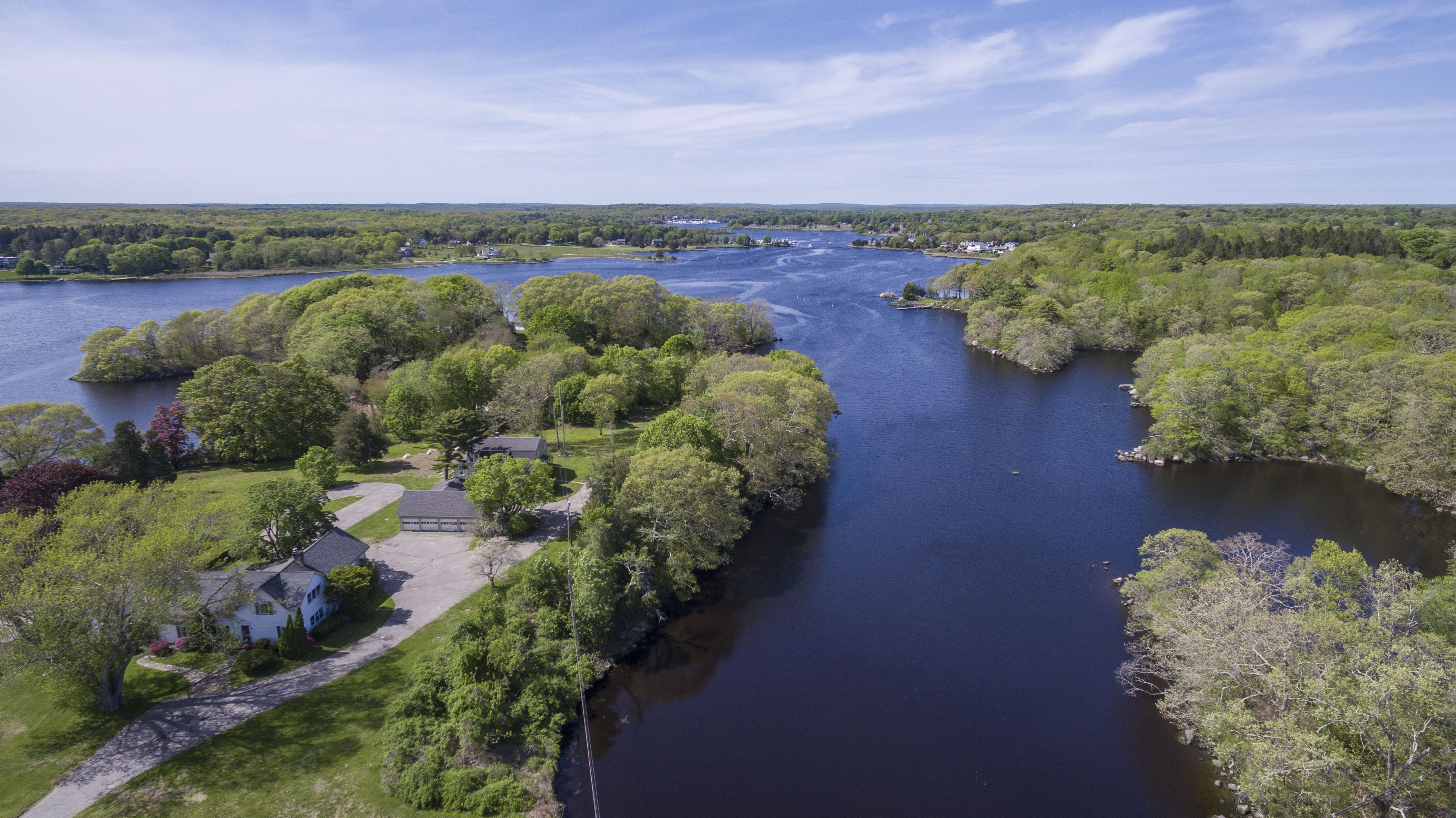 Residential Compound On Pawcatuck River Sells For $2.5 Million