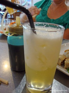 The melon juice is a must-try drink at Nature's Recipe Cafe, Petaling Jaya.