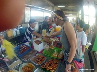 Local snacks: Kakanin, puto, turon, etc.