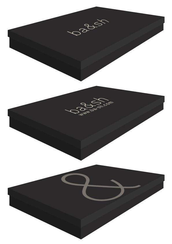 boites cadeaux noires