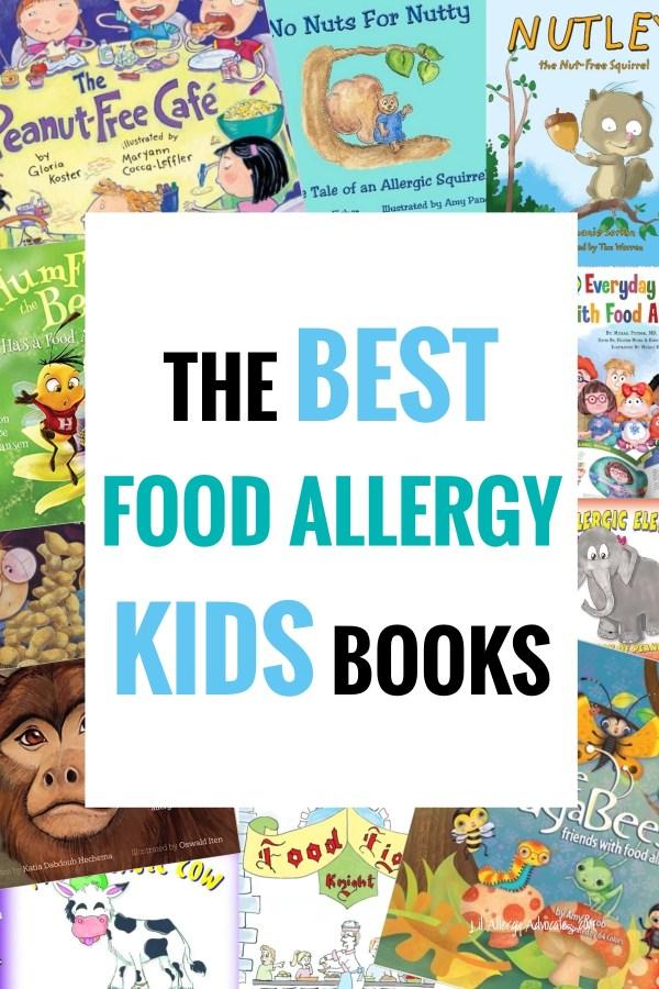 Children's Food Allergy Books - Lil Allergy Advocates