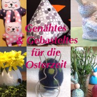 Lilamalerie welcomes Easter - oder - Alle Jahre wieder : Ostern