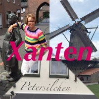 One hour away only - oder - Das (vegetarische Lokal) Petersilchen in Xanten