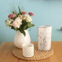 Friday-Flowerday - oder - Ein Strauß, wie aus dem Bauerngarten